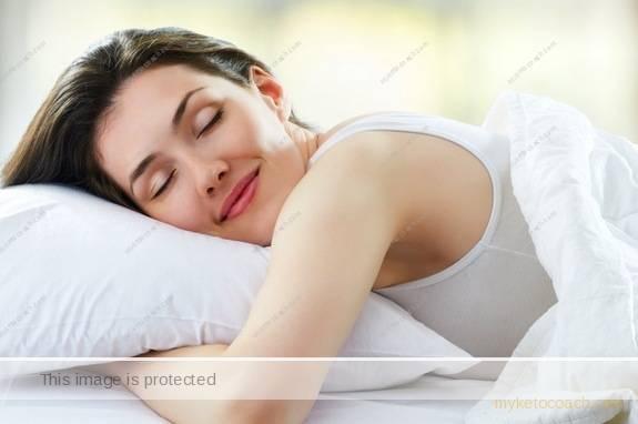 keto diet better sleep