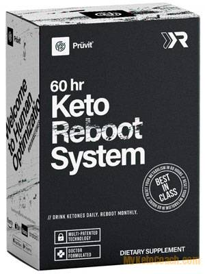 2020 Keto Reboot Box