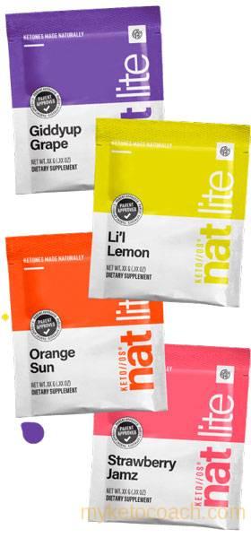 Keto OS NAT Lite - Flavors