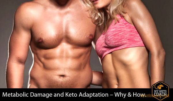 Metabolic Damage Keto Adaptation Why How