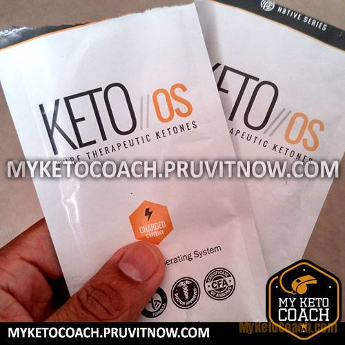 Keto OS Review - Real Results - Before and After.