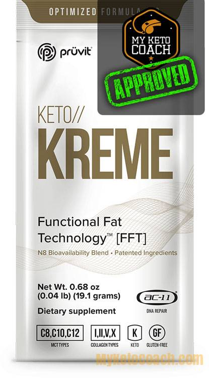 Keto Kreme - Keto Coffee simplified
