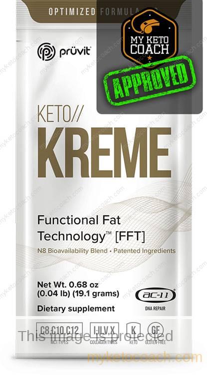 Keto Kreme - Keto Coffee simplified
