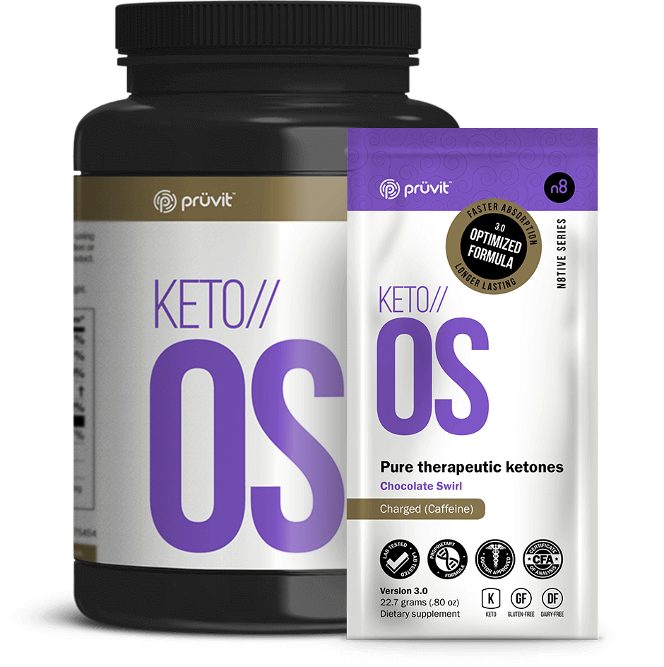 Keto OS 3.0 Difference from other Keto os product
