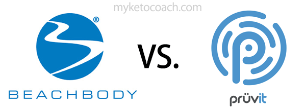 Beachbody vs Pruvit