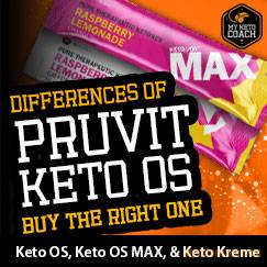 Pruvit Keto OS Differences Explained - How to select the right product for you