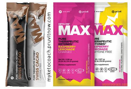 Buy Keto OS MAX in Malaysia in Swiss Cacao and Raspberry Lemonade. Pruvit Malaysia