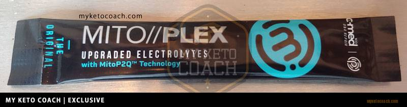 mitoplex electrolytes packet