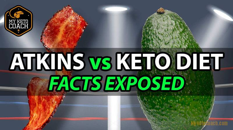 Atkins vs Keto Diet