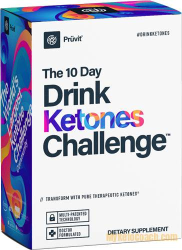 Pruvit launched the 10 Day DRINK KETONES Challenge – Join Now!