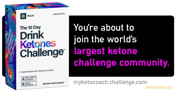 Pruvit 10 Day Drink Ketones Challenge Website