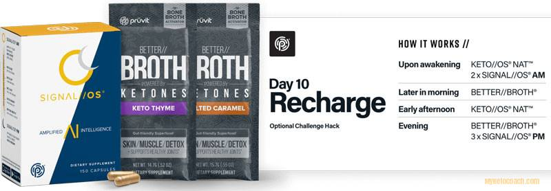 Free Challenge Gift Offer - Signal OS & Better Broth Included