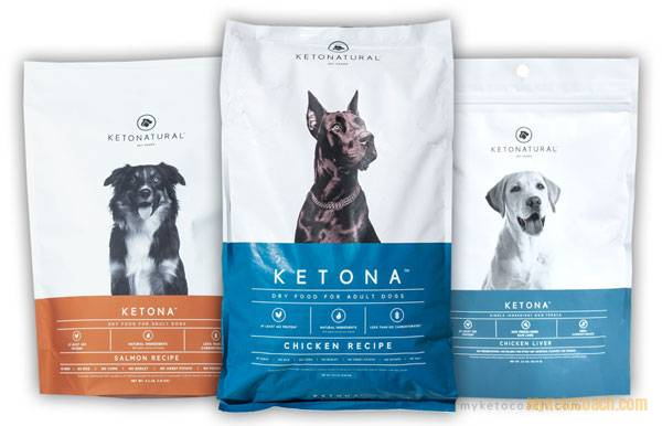 Ketona Keto Dog Food for Pets
