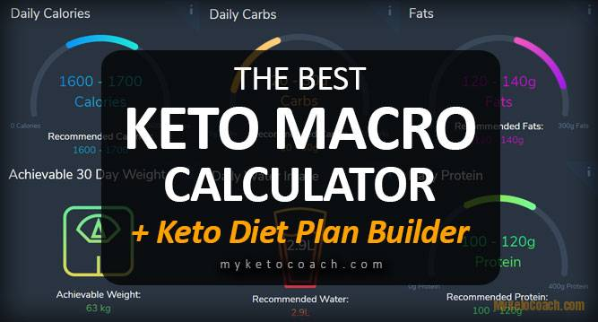best free macro calculator for keto weight loss