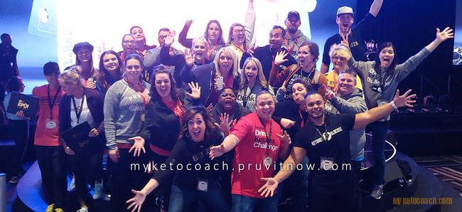 2020 Pruvit Top Promoters & Earners - Team Keto Coach