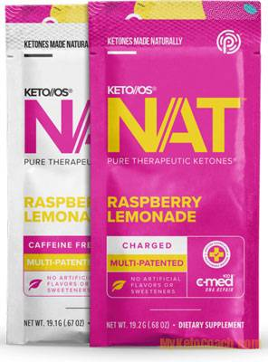 Buy Keto OS NAT Ketones