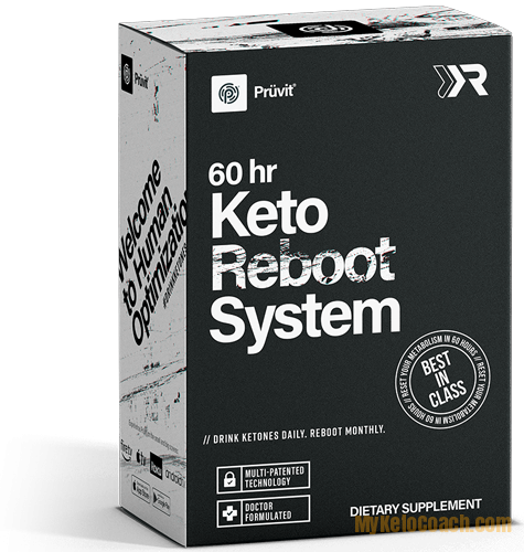 Keto Reboot Kit by Pruvit