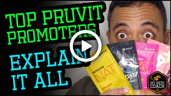 VIDEO: Pruvit promoter business opportunity video