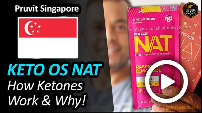Ketones Drink Explained - Pruvit Singapore
