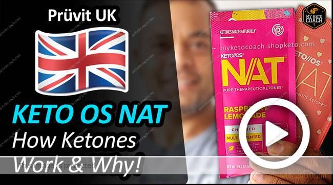 Pruvit UK - Keto OS Benefits Explained