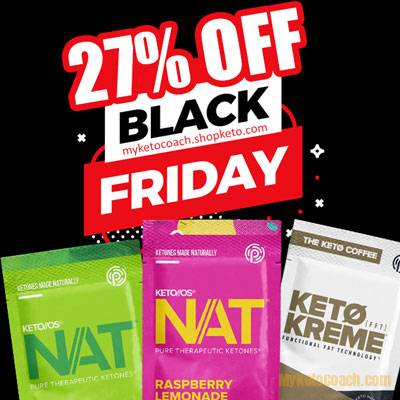 30% off Keto OS Nat