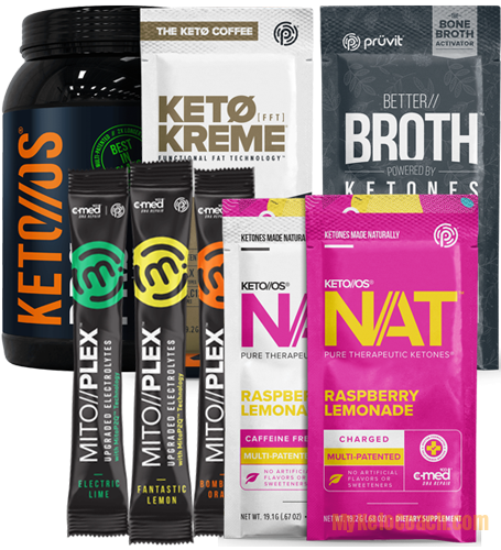 Black Friday Sale - Pruvit Keto OS and more