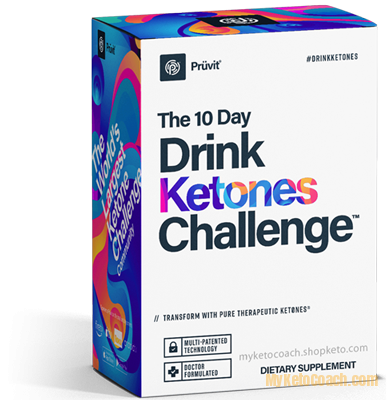 Pruvit UK - 10 Day Challenge Kit - Now Available