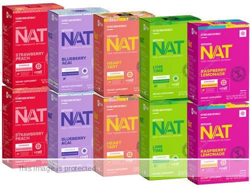 Pruvit Keto OS NAT Discounted Bundles - MAX