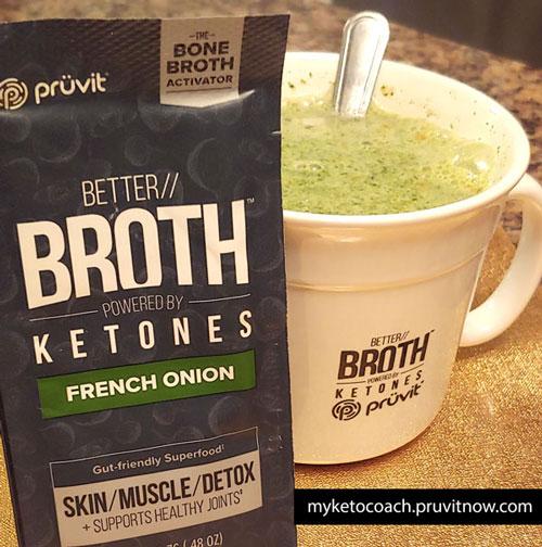 simple bone broth french onion pruvit