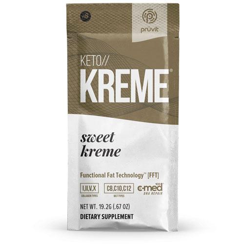 Pruvit Keto KREME FFT - Sweet Kreme