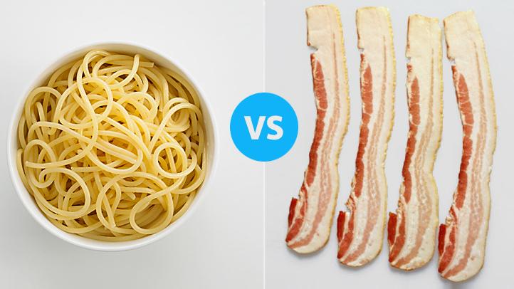 Carbohydrates versus Fat