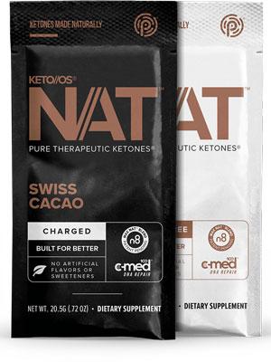 Keto OS Nat - Swiss Cacao