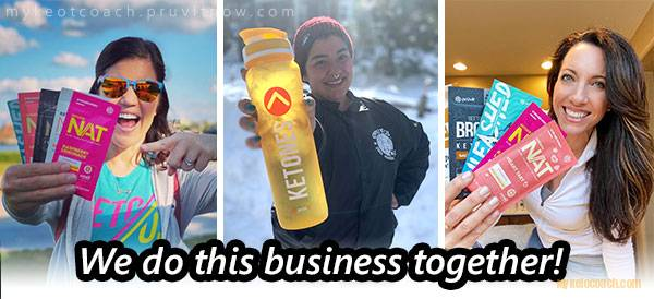 Join the top team of Pruvit - promoters and distributors
