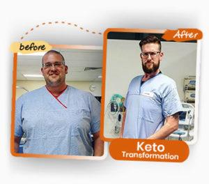 Keto for men - Keto Calculator Results