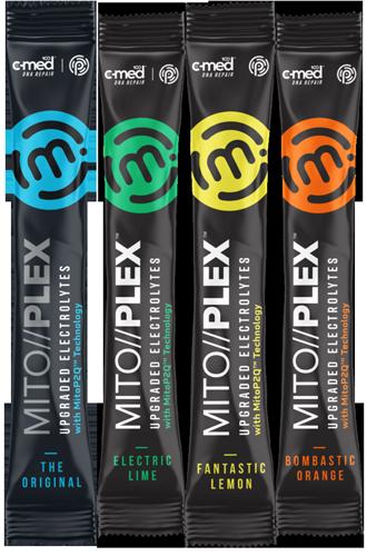 Pruvit MITOPLEX Electrolytes - Citrus Flavors
