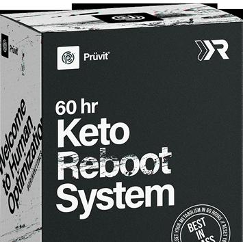 Pruvit Keto Reboot Kit - On Sale this month