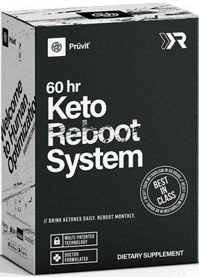60 Hour Keto REBOOT - Pruvit Canada - Popular Product